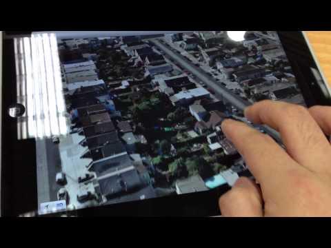 iOS6 3D Maps on iPad