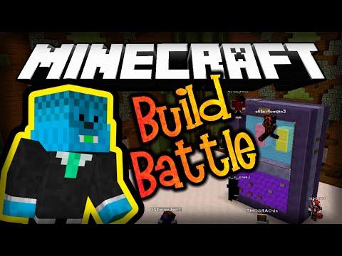 Minecraft: OVO JE TEBI GAMEBOY? XD | Hypixel Build Battle