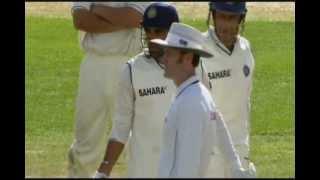 Jelly beans incident -- Zaheer Khan vs England cricket team, 2007
