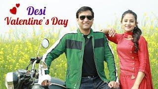 Desi Couple on Valentine's Day -   Lalit Shokeen Films  