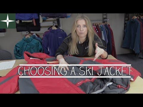 Choosing a Ski Jacket
