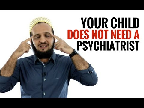 Parents: Watch This Before Consulting A Child Psychiatrist.