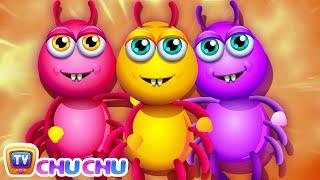 Incy Wincy Spider Nursery Rhyme With Lyrics - Cartoon Animation Rhymes & Songs for Children