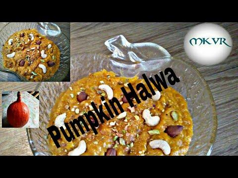 How to make Red Pumpkin Halwa/Kaddu ka Halwa with jaggery very simple and easy to make at home