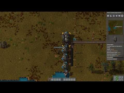 Factorio Goofs Ep 2. (Electricity!!)