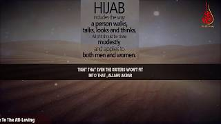 Hijab Is For Modesty Not Revealing Body By Skin-Tight Clothing