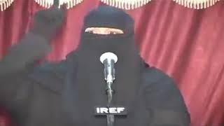 Emotional Muslim sister bayan on hijab