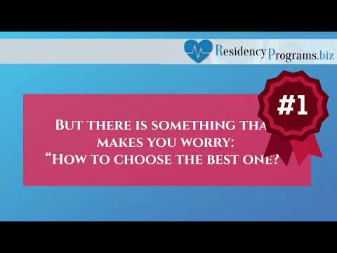 How to Choose the Best IMG Friendly Ophthalmology Residency Programs