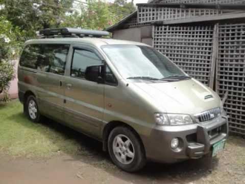 CAR FOR SALE! Hyundai Starex Van (Roxas City, Capiz, Philippines)
