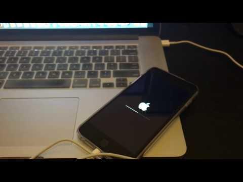 iPhone 6 Plus - iTunes Error 53