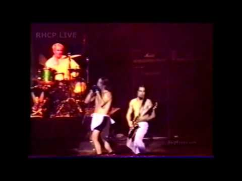 Red Hot Chili Peppers - Paris, France - October 18th, 1995 (With Dave Navarro) [FULL SHOW]
