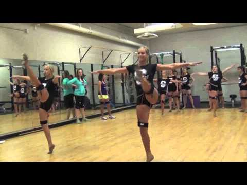 Dance Flexibility - Higher Kicks and Leaps | Resistance Bands Training