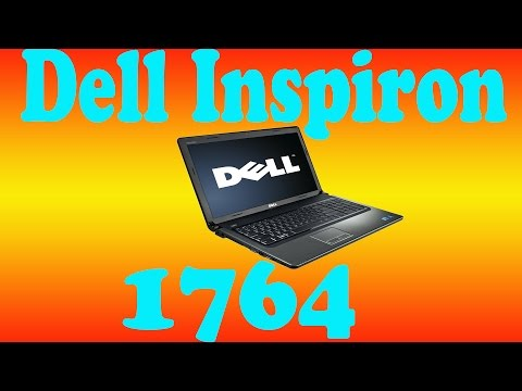 Dell Inspiron 1764 Tear Down and Motherboard Replacement