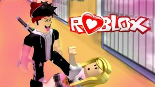 MY BULLY FELL IN LOVE WITH ME??! | Roblox High School Roleplay