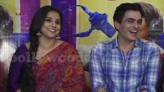 Vidya Balan Celebrate The Success Of Film Tumhari Sullu