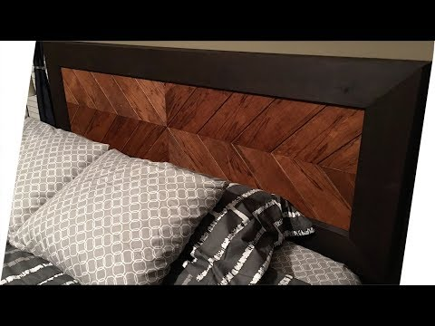 Custom Headboard Build