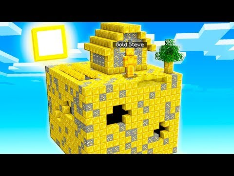 Xxx Mp4 I FOUND Gold Steve S SECRET Minecraft Sky House 3gp Sex