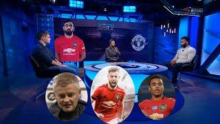 How Man United Smashed Brighton 3-0 🔥 Pundits on Bruno Fernandes & Solskjaer Reactions & Analysis