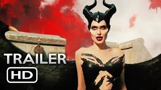 MALEFICENT 2: MISTRESS OF EVIL Official Trailer (2019) Disney Movie HD