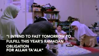 Rfd Family Video Contest: Ramadan In Andriansyah Family
