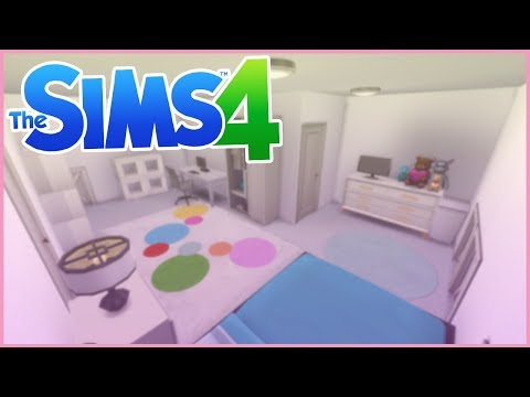 Building My House In The Sims 4