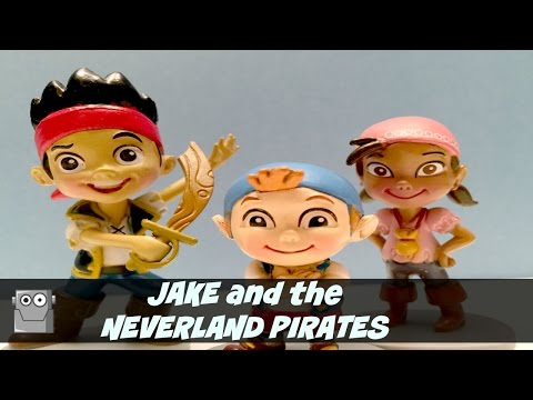 JAKE AND THE NEVER LAND PIRATES Disney Junior
