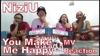 RRT Reacts #7: NiziU - Make You Happy MV Reaction - PH