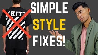 7 Easy Style Upgrades ANY Guy Can Do