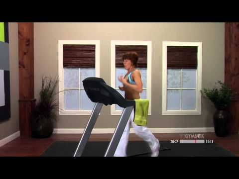 Treadmill Workout For Beginners With Chrissy 30 Minutes