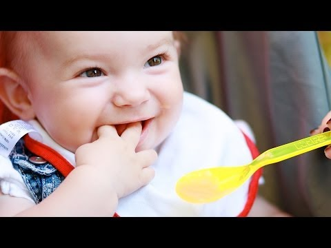 How to Get Protein into Your Baby's Diet | Baby Food
