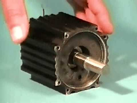 How a Servo Motor is Constructed