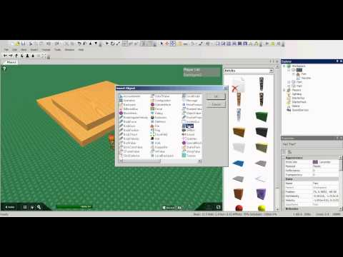 Roblox How to make something Regen HD