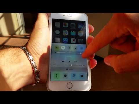 iOS 8.0.2 rotation lock bug on iPhone 6 Plus