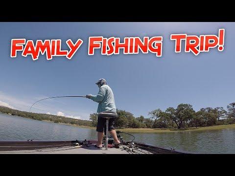 Family Fishing Trip-Camp Far West