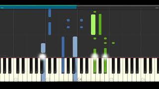 Paulo Londra ft Lenny Tavarez Nena Maldicion Piano Midi tutorial Sheet app Cover Karaoke