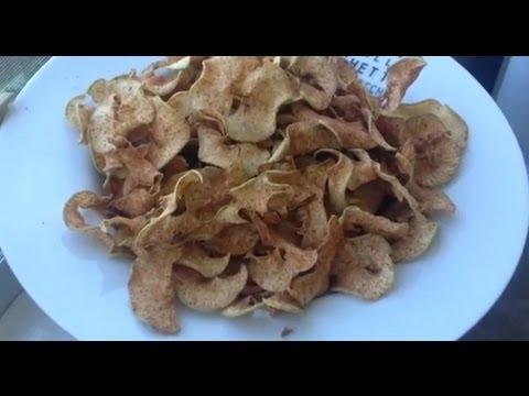 Apple Chips: Paleo Snack Recipe #1