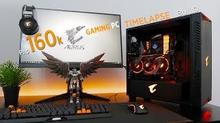 Php160k Aorus Gaming PC Time Lapse Build feat. RTX 2080 Xtreme & AD27QD 144hz Gaming Monitor