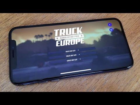Truck Simulator Pro Europe App Review - Fliptroniks.com