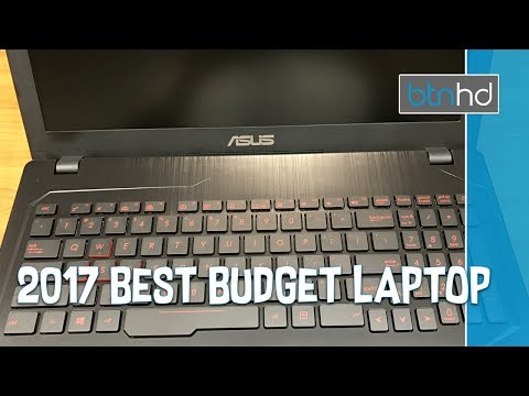 Best Budget Gaming Laptop 2017 Under $1000 | ASUS 15.6