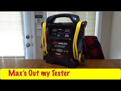 JNC8800 Mother of all Jumpstarters
