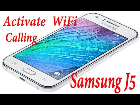 Turn on wifi calling android | Activate or  Setting up WiFi Calling on your smartphone