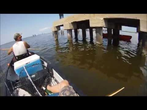 Fishing With Live Shrimp #1, Specs and Redfish in a Ghost Town