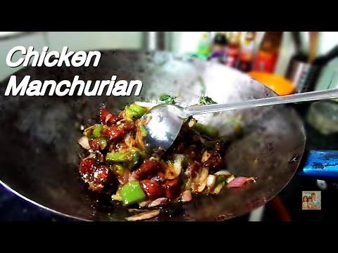 Easy Chilli Chicken Restaurant Style   Spicy Chilli Chicken Recipe Indo Chinese Dry Chilli Chicken