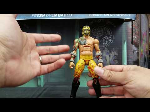 NEW WWE SUPERSTARS WITH OFFICIAL WWE CONTRACT DEALS | WWE FIGURES