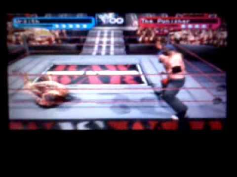 WWE Wrestling game for galaxy y