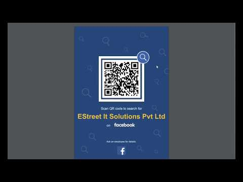 How To Generate QR Code For Facebook Page