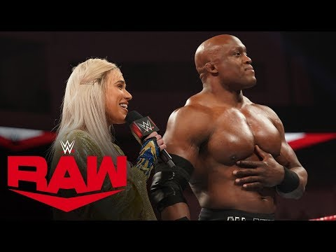 Xxx Mp4 Lana Demands Praise From The WWE Universe Raw Jan 20 2020 3gp Sex
