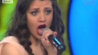 The Voice | Μαρία Μελίσσα Ρούτη vs Χρύσα Χρύσου | 4o Battle