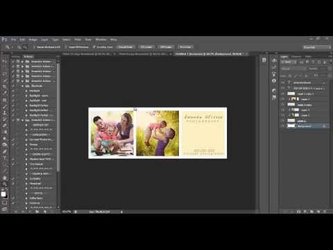 Photographers! Make a Facebook Cover Photo in Photoshop | Amanda's Photoshop Actions