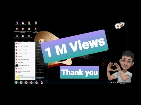 How to restore your default file format and icons (Windows7)
